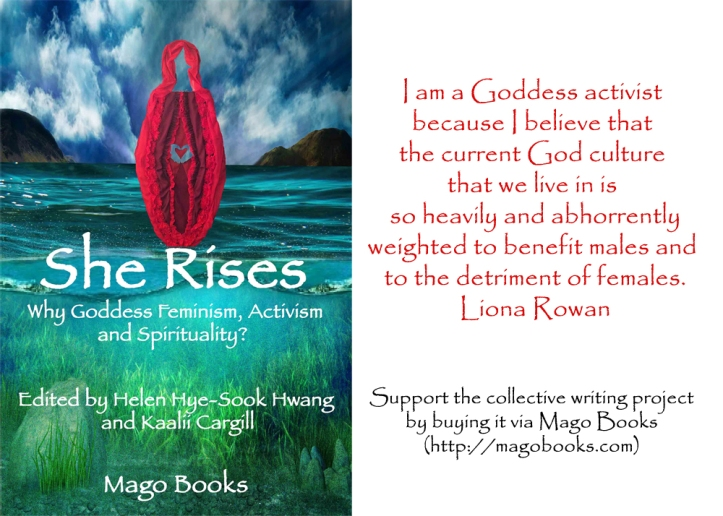 She Rises Liona Rowan