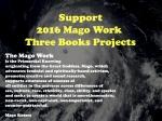 mago work definition Mago Sisters 3 copy